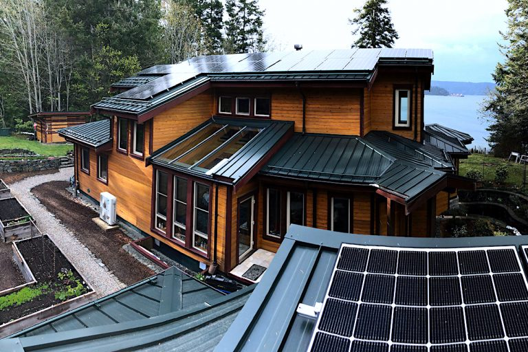 Engineered roof systems, solar panels