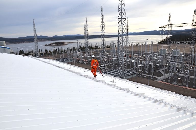 Engineered roof systems, custom snow retention systems