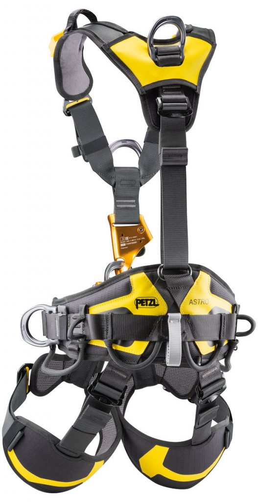 ULTRA-COMFORTABLE ROPE ACCESS HARNESS
